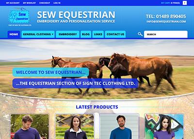 equestrian-web